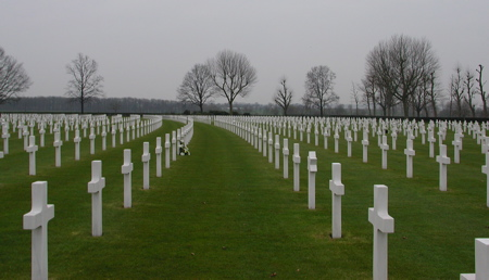 Magraten, Netherlands American Cemetery