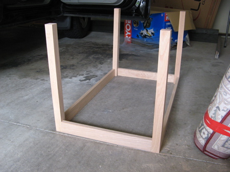 TV Stand Base (unconnected)