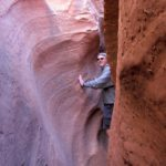 Spooky and Peek-a-Boo Gulch II: Revenge of the Slot Canyon