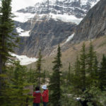 Mt. Edith Cavell Is Sort of a Hike On Which You Can Go