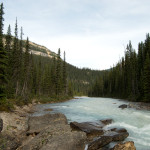 Twin Falls Hike in Yoho National Park