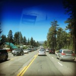 California, Holiday Weekends, and Tahoe Traffic