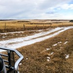 Hunting in North Dakota and Thanksgiving in South