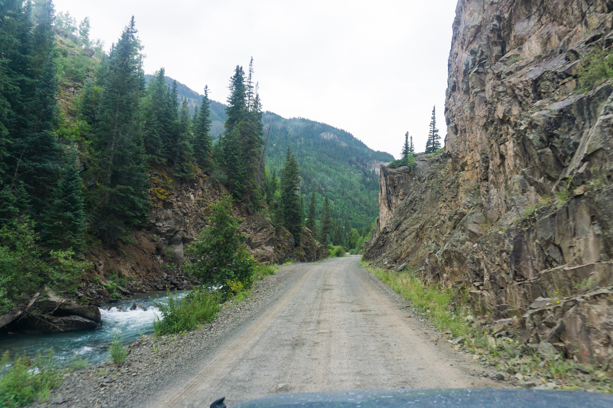 Engineer Pass Road